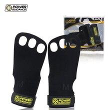 Перчатки Power Guidance для спортзала, кожаные перчатки для рук, перчатки для кроссфита, гимнастики, тренировки, тяжелой атлетики, перчатки для подтягивания