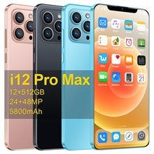 Global Version Phone i12 Pro Max 6.7