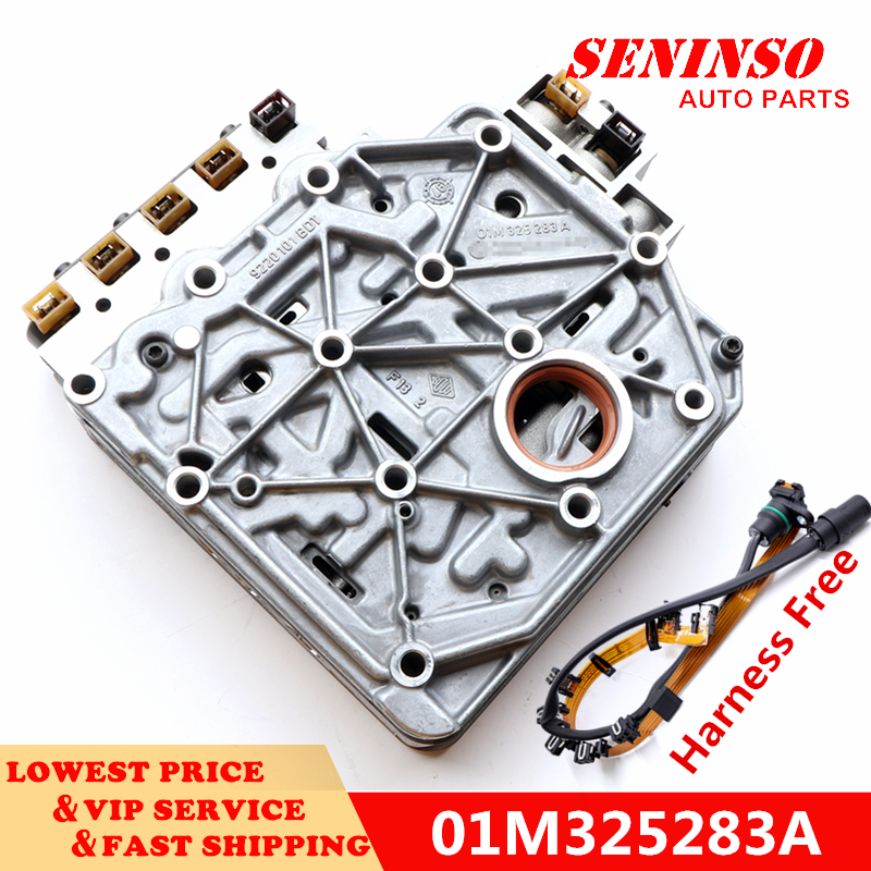 Automatic Transmission Valve Body Kit Fit For 1999-2005 Jetta Vehicle MK4 Beetle