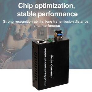 Image 3 - 1Gb Sfp Fiber Om RJ45 Glasvezel Media Converter 1000Mbps Sfp Fiber Switch Met Sfp Module Compatibel Cisco/Mikrotik/Huawei