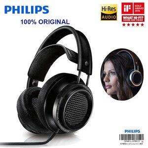 Наушники Philips Fidelio X2HR, лучший продукт 2015 года, мощный привод 50 мм, длина 3 метра, для смартфонов xiaomi