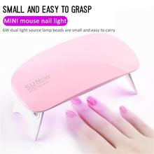 LED Nail Dryer Manicure Dryer Nail Dryer Gel Nail Art Tool UV Nail Gel Polish Nail Dryers Nail Tools cheap Wave Length 365nm + 405nm LED Lamps UV nail gel polish LED nail gel polish ABS plastic Rechargeable Battery White Pink
