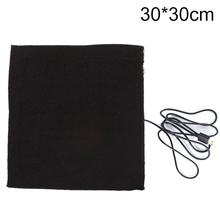 Coat-Vest-Accessories Fast-Heating Heated-Pads Carbon-Fiber Warm 5V 30x30cm 1pc Back-Neck