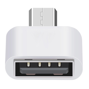 New 3 colour USB 2.0 Type A Female to Micro USB Female Adapter Plug Converter usb 2.0 to Micro usb connector wholesale TSLM1