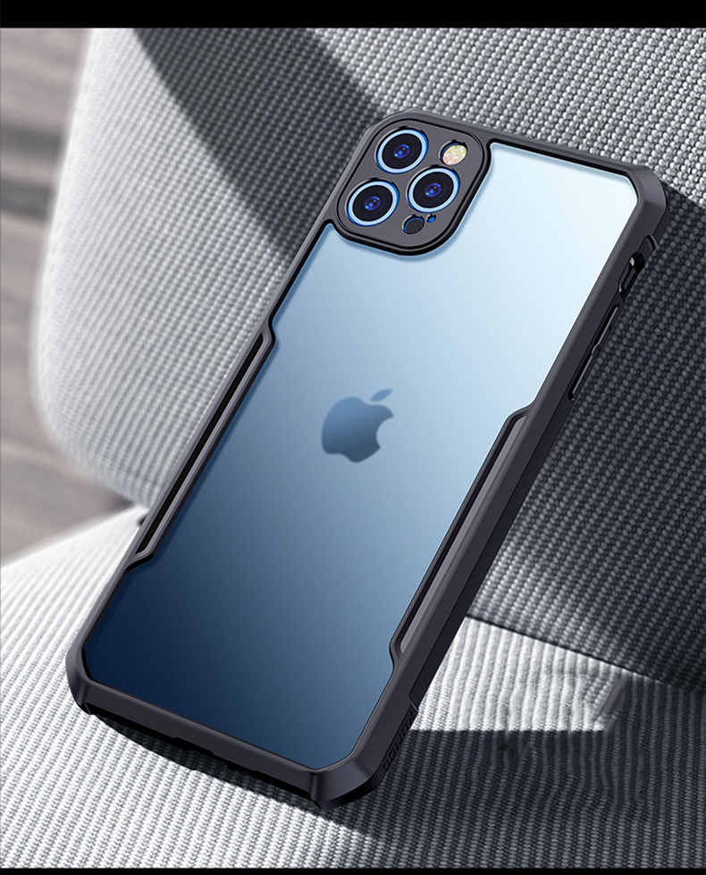 iPhone 12 Pro Max transparent Cover
