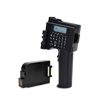Portable Handheld Printer with Eco Solvent Cartridge for Printing QR Code and Bar Code Printing