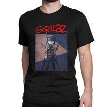 Timothee Chalamet Gorillaz Men T Shirt Vintage Tee