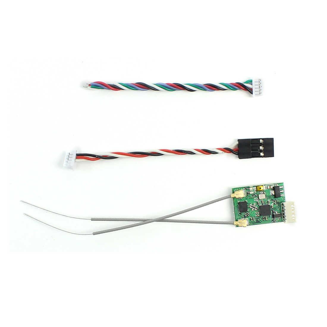 Cavalier R8 R1 récepteur 16CH Sbus pour T16 Pro plus pour Frsky D16 D8 Mode Radio télécommande R8 uniquement pour PIX PX4 APM contrôleur de vol