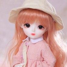 Neue ankunft LCC Miu BJD SD Puppe 1/6 Körper Modell Jungen Mädchen Oueneifs Hohe Qualität Harz Spielzeug Freies Auge Balls mode Shop LCC