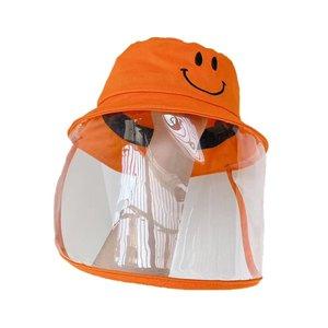 Хлопковая Защитная шляпа для рыбака, высокопередающая пленка для домашних животных, антизапотевающая, от капель, для детей 3-10 лет, 1 шт.