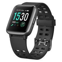 Смарт-часы браслет пульсометр шагомер кровяное давление IP67 Водонепроницаемый Wirstband для IOS Android