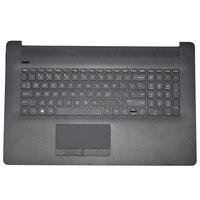 Original NEW For HP 17 BY 17 CA Laptop Palmrest Upper Case Black Palmrest Shell 6070B1308101