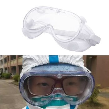 Safety Medical Goggles Made With PC Material For Lab And Hospital Uses