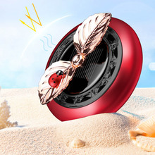 Car Solar Rotated Air Freshener Perfume Aroma Diffuser Automobiles Interior Fragrance Smell Air Purifier Ornaments Accessories S