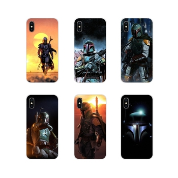 For Samsung Galaxy S2 S3 S4 S5 Mini S6 S7 Edge S8 S9 S10E Lite Plus Boba Fett render Accessories Phone Shell Covers image