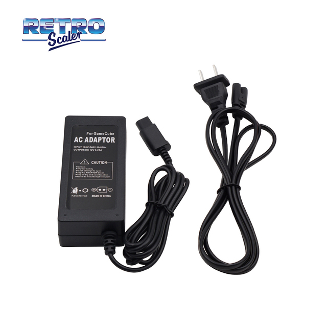 Power Supply Adapter US version for GameCube Console
