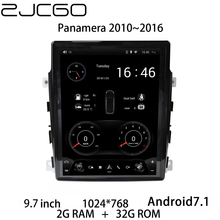 цена на Car Multimedia Player Stereo GPS DVD Radio NAVI Navigation Android Screen for Porsche Panamera 2010~2016
