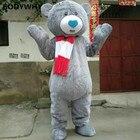 Bear Mascot Valentin...
