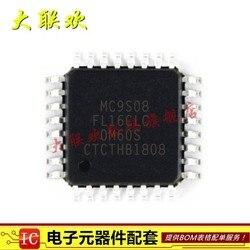 10PCS MC9S08FL16CLC MC9S08 QFP-32 Novo e original