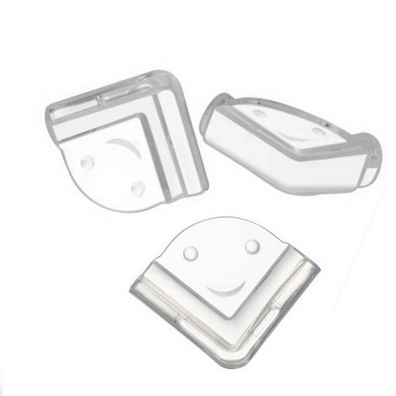10pcs/lot Baby Safety Corner Guards Table Protector Edge Safety Products Protection Cover Child Safety Protector Silicone
