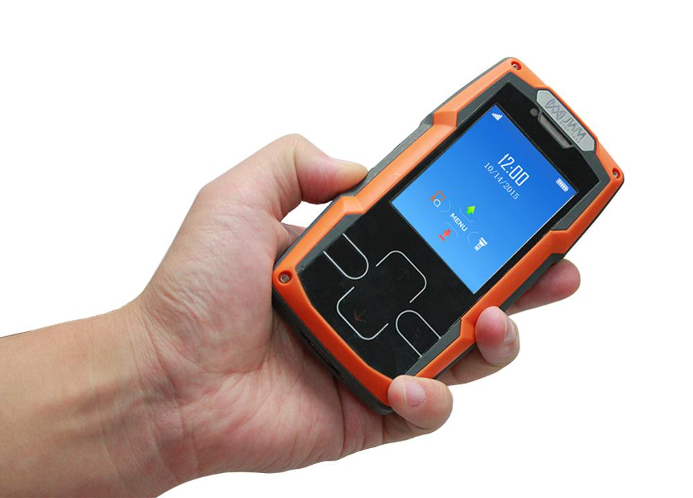 JWM Real-time Camera RFID Guard Tour Patrol System With Phone Function
