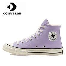 CONVERSE – Chuck Taylor all star, basket en toile unisexe, chaussures de skateboard, idéales pour les loisirs quotidiens, baskets