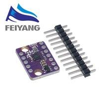 10 個GY LSM6DS3 加速度ジャイロエンベデッドデジタル温度センサーボードspi iic I2CインタフェースブレークアウトモジュールLSM6DS3