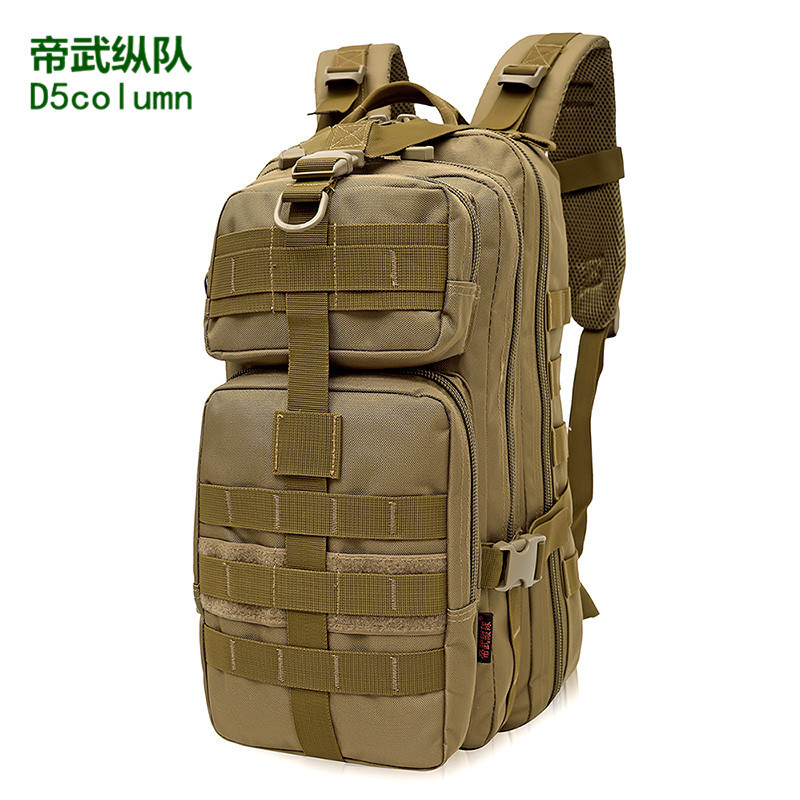 Men And Women Waterproof 3P Tactical Backpack Outdoor Sports Hiking Bag Large Capacity Backpack Riding Go-bag Wholesale