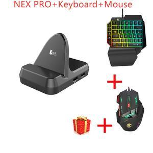 Image 5 - جهاز تحكم لوحة مفاتيح الألعاب المحمول PUBG محول لوحة مفاتيح الألعاب للأندرويد ios إلى الكمبيوتر محول بلوتوث 4.1