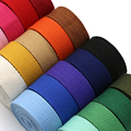New 5 Meters 30-32mm Width Canvas Ribbon Polyester Cotton Webbing Strap Sewing Bag Belt Accessories Outdoor Backpack Bag Parts