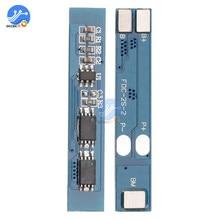 2S 2 cellulare 3A Li Ion Batteria Al Litio 7.4 8.4V 18650 Caricabatterie Bordo di Protezione BMS PCM per Li Ion Lipo cellula di batteria Pack