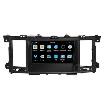 Touch Screen Car Multimedia Video Player Stereo For Infiniti QX80 2013 2014 2015 2016 2017 Car Radio DVD GPS navigation image