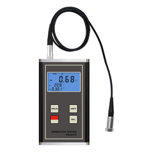 LANDTEK VM-6370 Professional  Vibration Meter Used for Measuring Periodic Motion Contact Tachometer and Photo Tachometer.