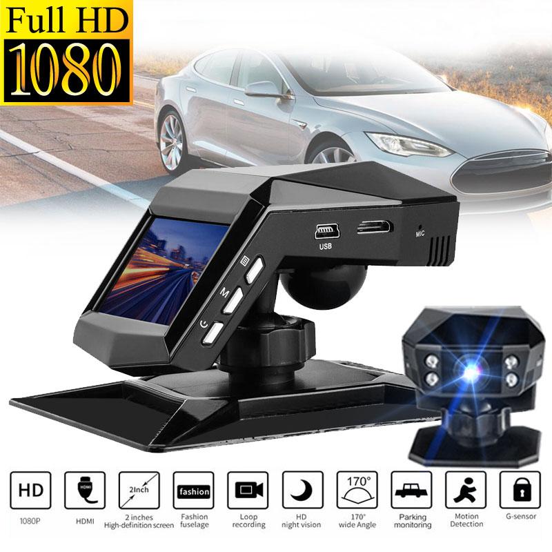 Автомобильный видеорегистратор, автомобильная камера, видеорегистратор 1080P 3,6