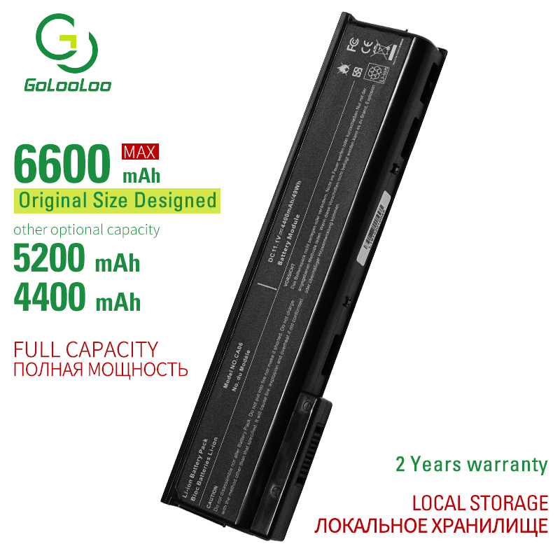 Golooloo Laptop Battery For HP ProBook 650 CA06 640 645 650 655 G1 G0 CA09 CA06XL HSTNN-DB4Y HSTNN-LB4X HSTNN-LB4Y HSTNN-LB4Z