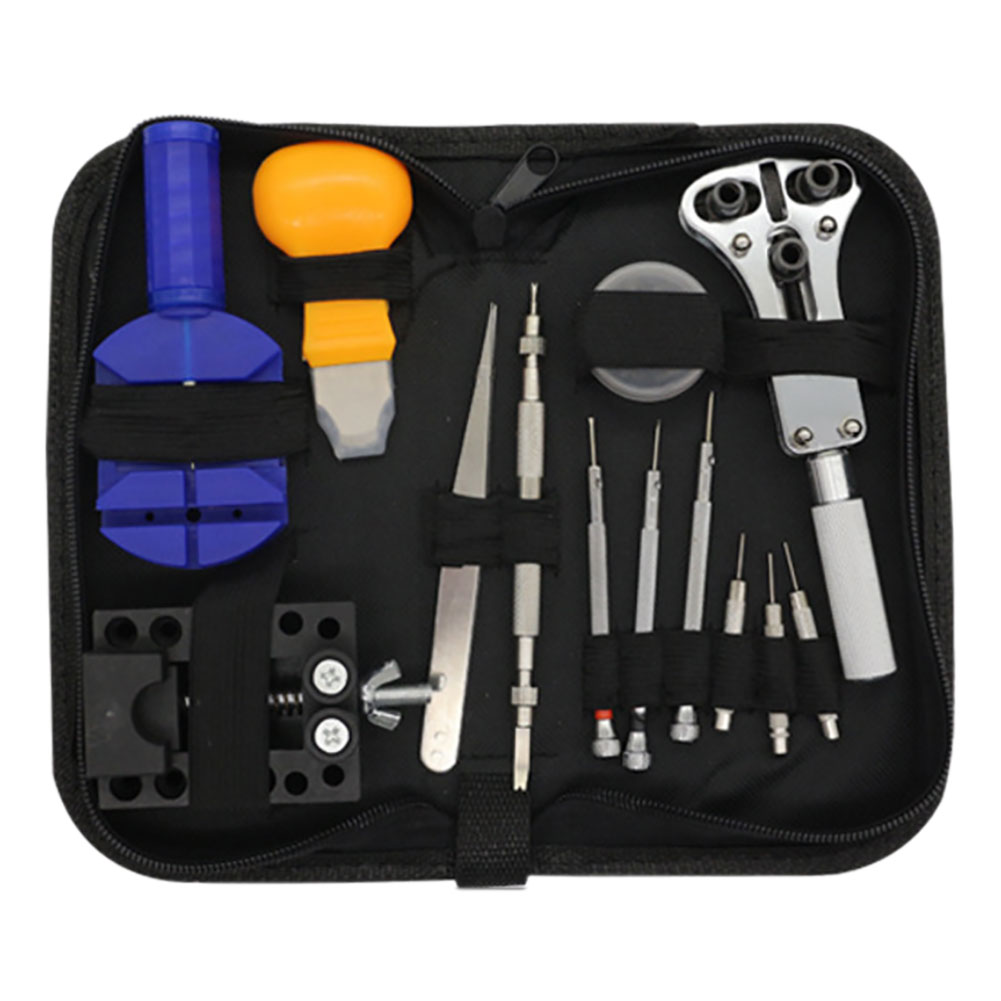 13Pcs Table Repair Tool Set Of Table Adjustment Device Steel Band Watch Removal Cut Change Strap Bracelet Regulator