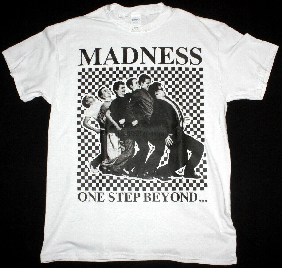 Madness One Step Beyond English Band Album Cover Kids Boy Girl Gift T Shirt 906