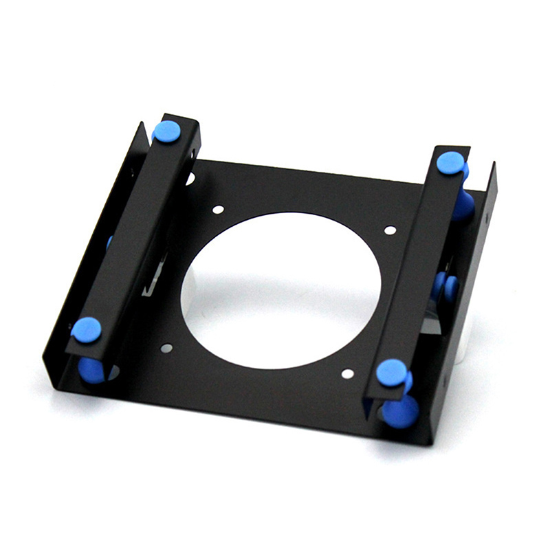 Bracket Active-Silicone-Holder Suspension Hard-Disk Shockproof Noise-Reduction