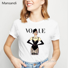 korean style clothes vogue letter print t shirt graphic tees women harajuku summer tops tee femme princess tshirt