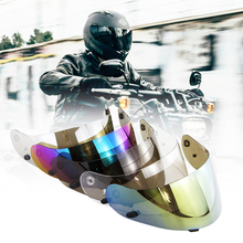 Helmet Visor For AGV K5 K3 SV Motorcycle Detachable Glasses Motorbike Lens Motocross Shield