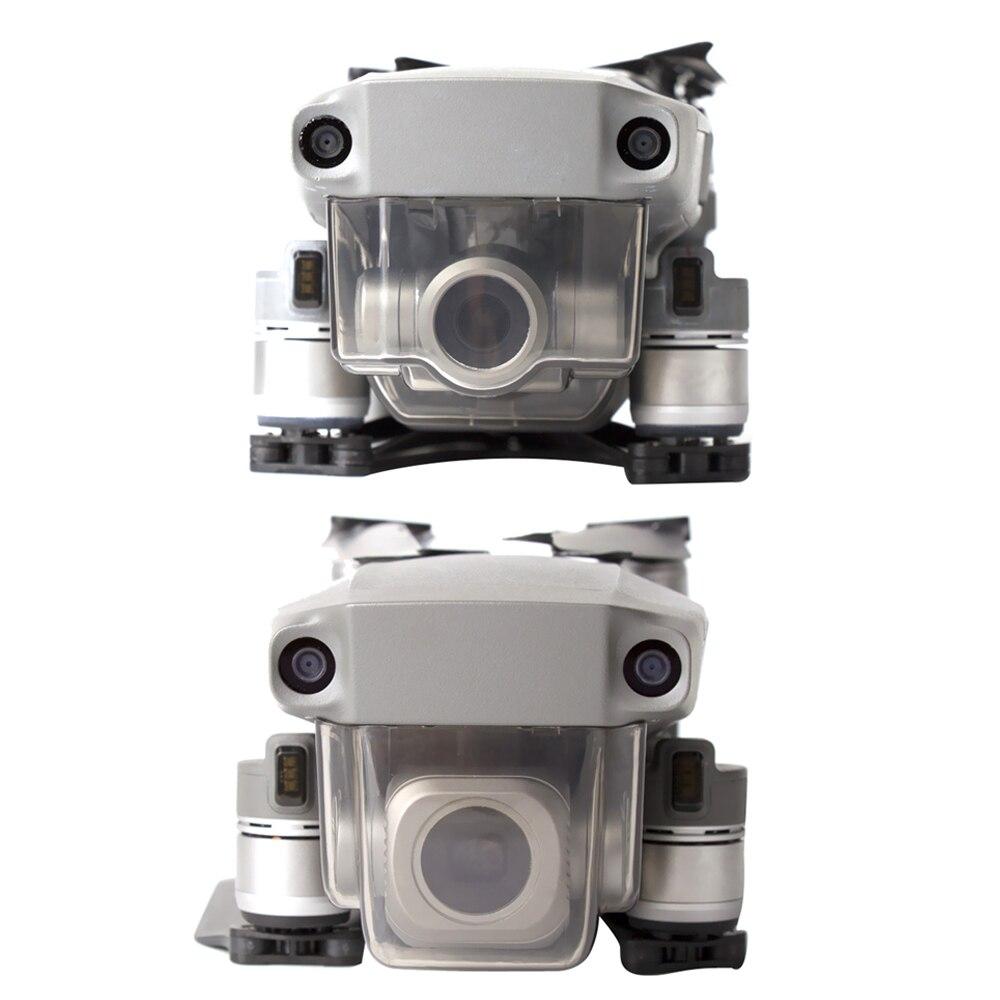 New For Mavic 2 Gimbal Lock Protect Integrated Protection Cover Camera Lock Lens Cap For DJI Mavic 2 Pro Zoom Accessory