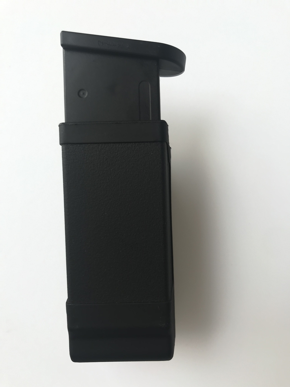 Tactical Mag Holder CQC Stack Magazine Pouch Holster For Glock 9mm Caliber Magazine Or 1911 Caliber