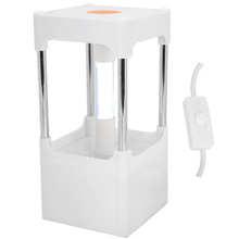 8W UVC Cleaning Lamp  Radar Sensor Ultraviolet Quartz Smart Light UV Cleaner with Plug