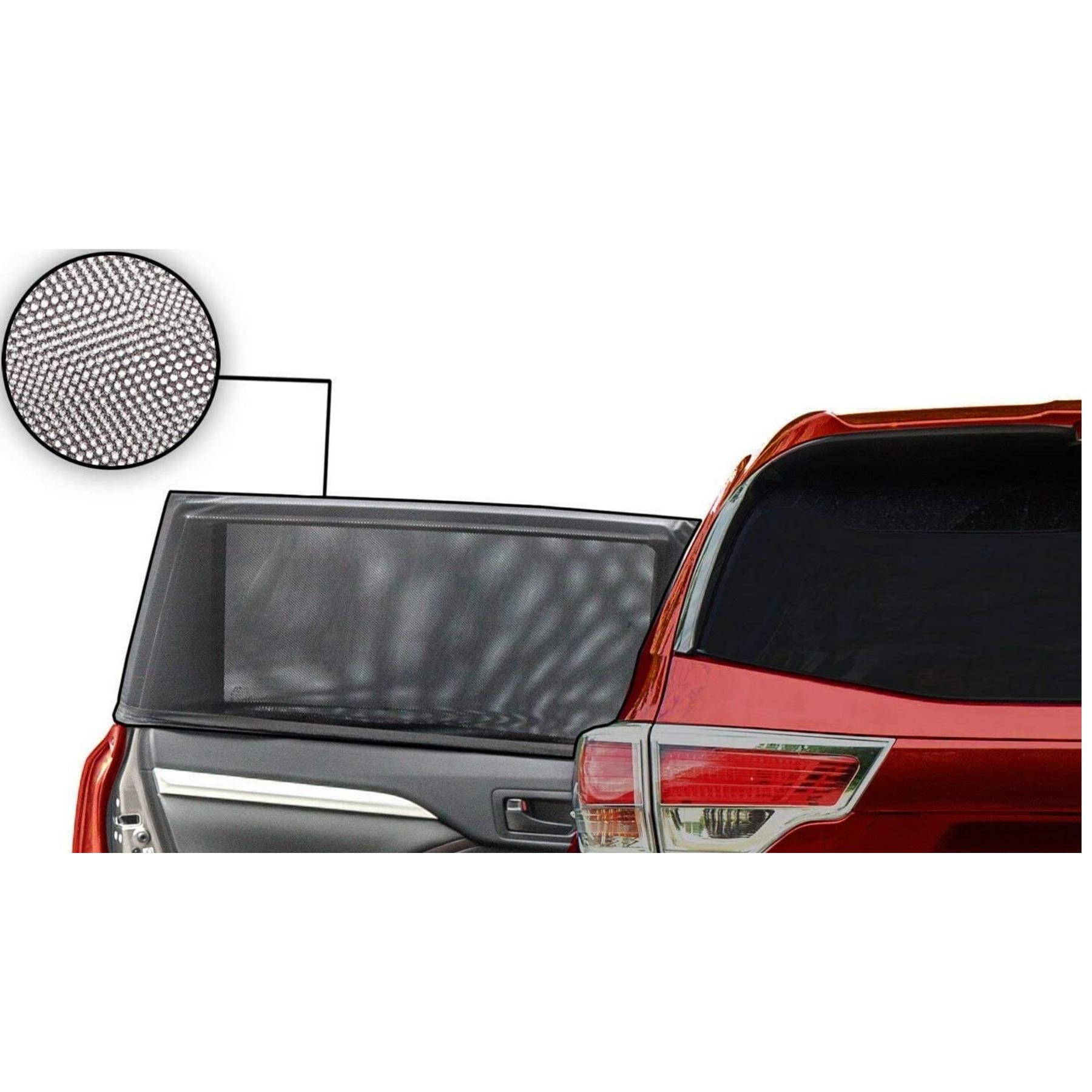 Pour voiture soleil, fenêtre latérale arrière, pour nourrissons, enfants et animaux de compagnie, double tissé pour une Protection maximale