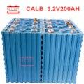 8 шт./лот 2020 новый класс A 3 2 v 200AH lifepo4 батарея CALB SE200FI 600A ток для diy 12V400AH 24V 200ah для RV SOLAR pack EV