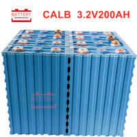 8Pcs/Lot 2020 new GRADE A 3.2v 200AH lifepo4 battery CALB SE200FI 600A current for diy 12V400AH 24V 200ah for RV SOLAR pack EV