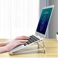 Nieuwe Hot Laptop Stand Bracket Mount Draagbare Houder Koelrek Aluminium Voor Home Office
