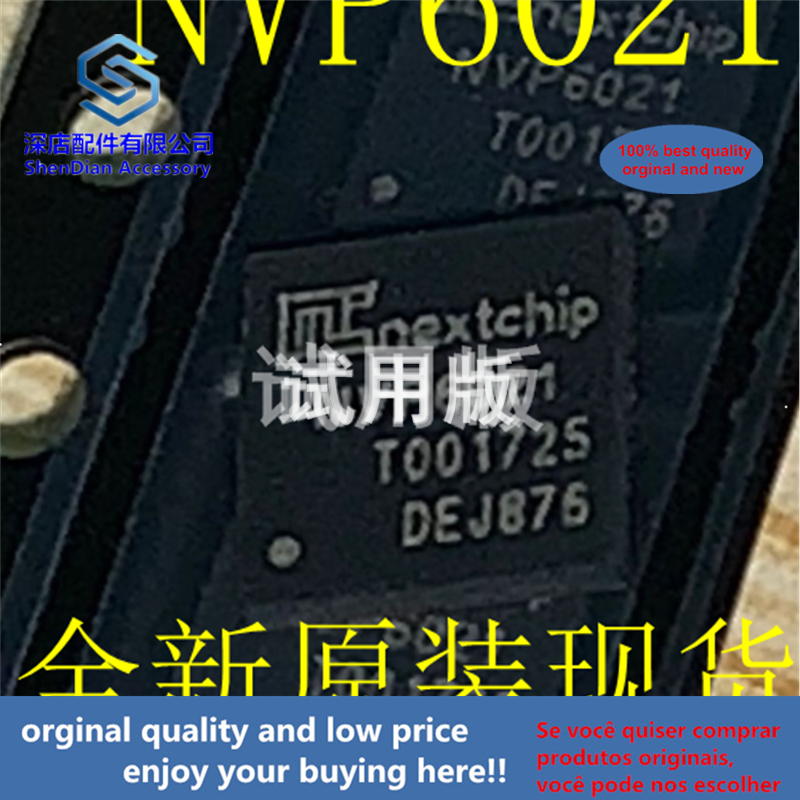 1pcs 100% Orginal And New NVP6021 QFN40  Best Qualtiy