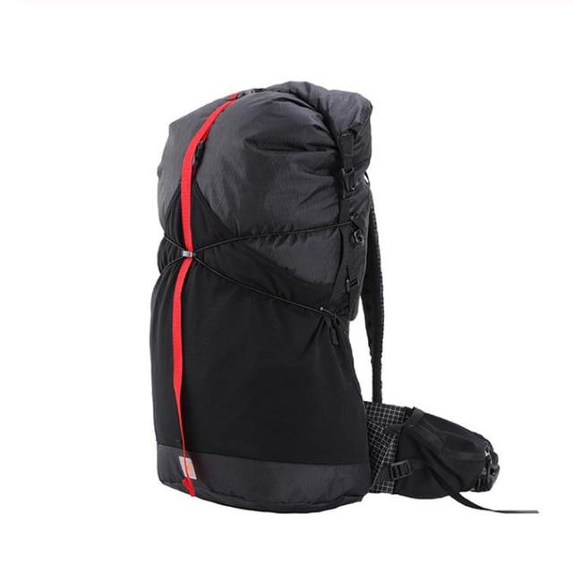 3F UL GEAR GuiJi 35L Ultralight Frameless Backpack XPAC & UHMWPE 1