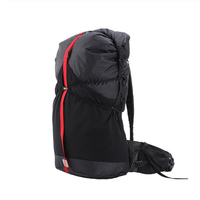 3F UL GEAR GuiJi 35L Lightweight Ultralight Frameless Packs Bags Durable Travel Camping Hiking Backpack Outdoor XPAC & UHMWPE